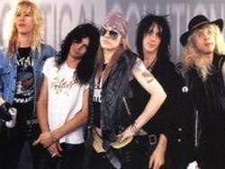 Best and new Guns N' Roses Rock songs listen online.