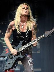 Best and new Lita Ford Hard Rock songs listen online.