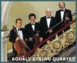Best and new Kodaly Quartet Classical songs listen online.