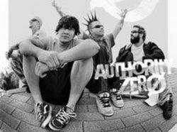 Best and new Authority Zero Punk songs listen online.
