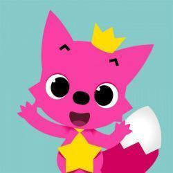 Listen to popular Pinkfong songs for free.