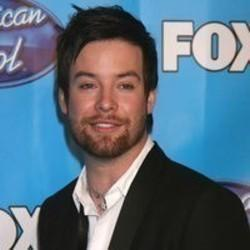 Best and new David Cook Other songs listen online.